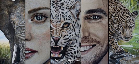 Sylvain Suppa Art
